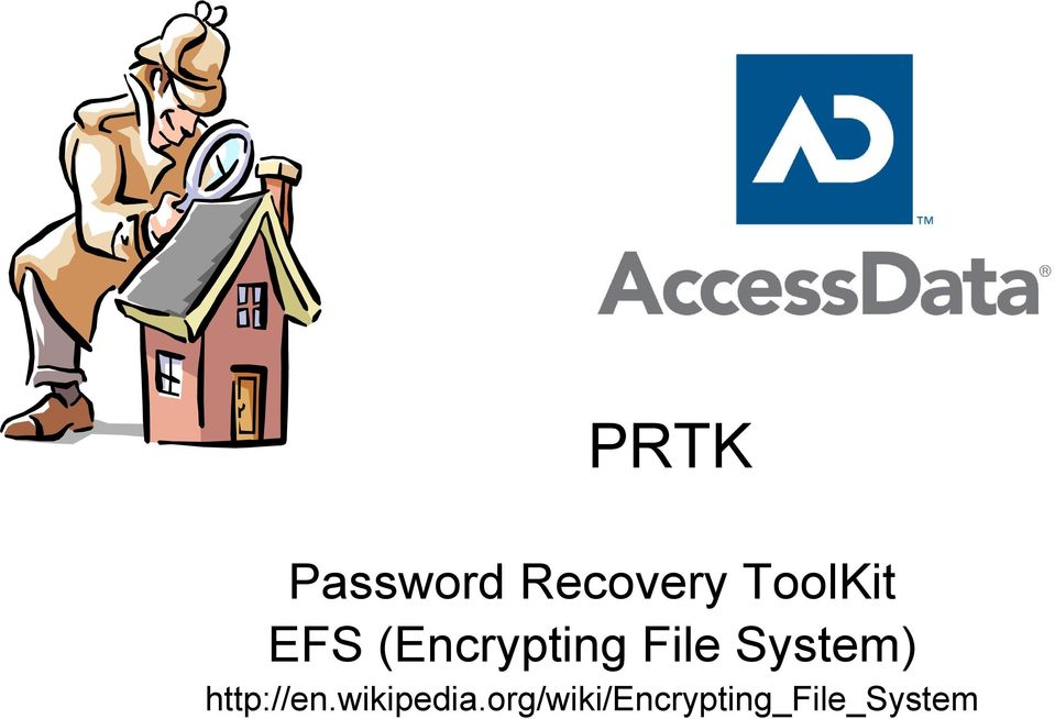 password recovery toolkit que es