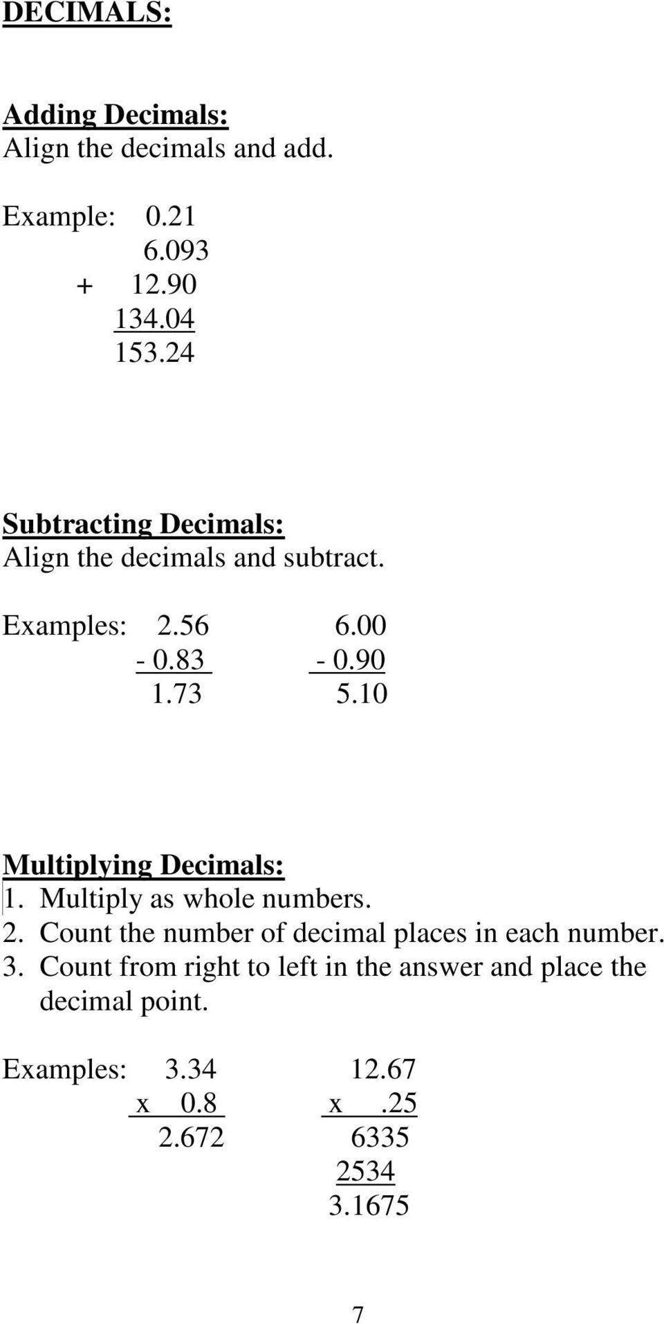 Dosage Calculations Packet Pdf