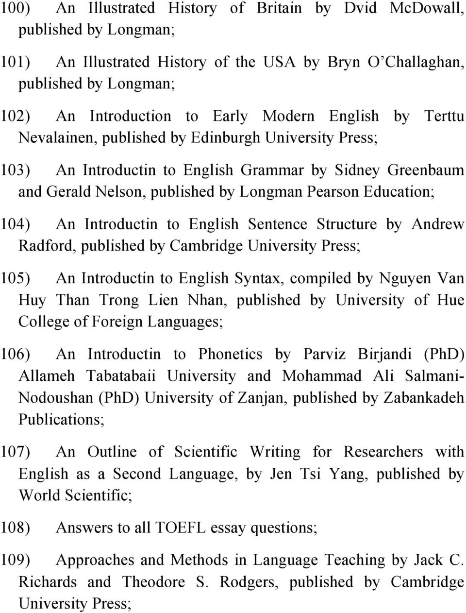 1 5 steps to a 5 ap english language by barbara l murphy estelle m introductin to english sentence structure by andrew radford published by cambridge university press 105 fandeluxe Image collections
