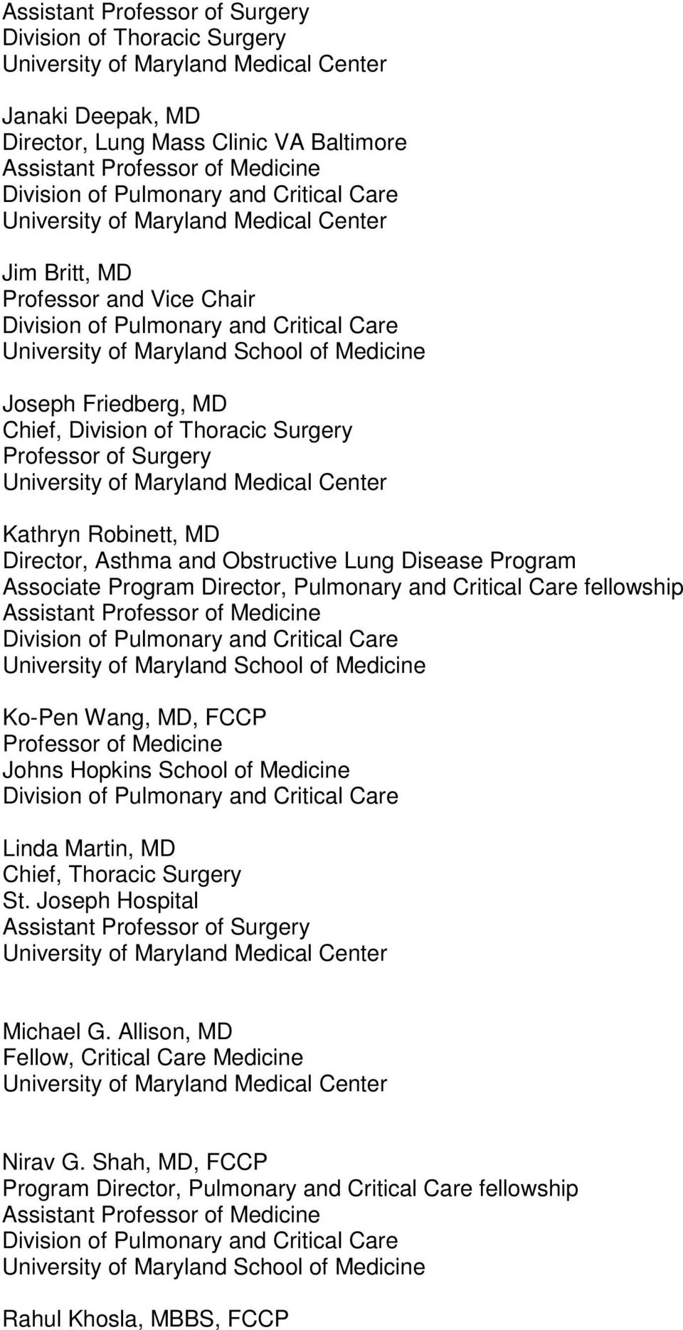 Interventional Pulmonology Course and Hands-On Workshop - PDF
