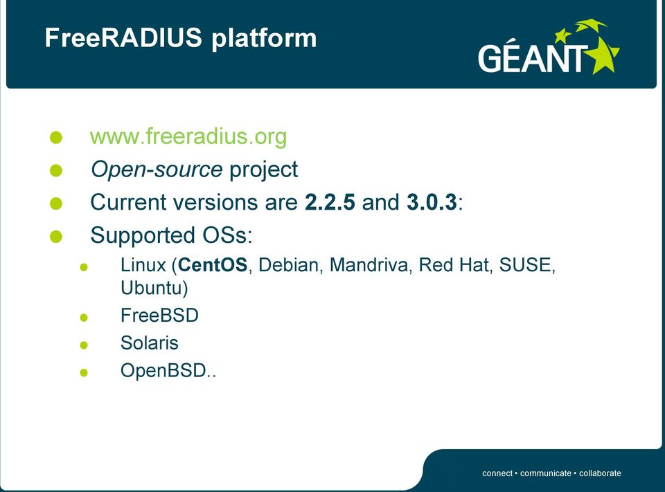 FreeRADIUS configuration - PDF