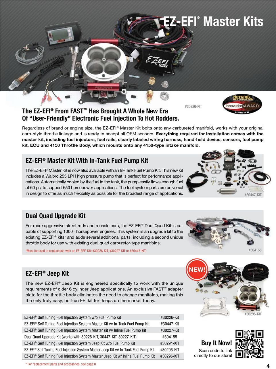 Efi Help Pdf Ez Tcu Controller Wiring Diagram Everything Required For Installation Comes With The Master Kit Including Fuel Injectors Rails