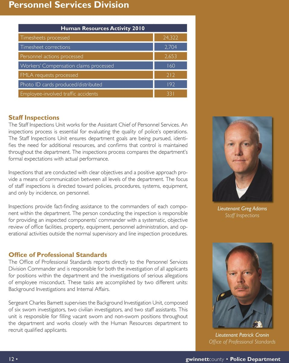 Police Department  gwinnettcounty, georgia - PDF