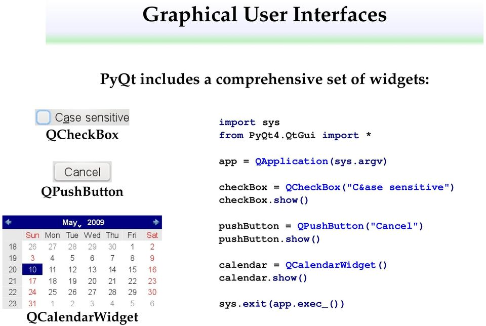 PyQt for Desktop and Embedded Devices - PDF