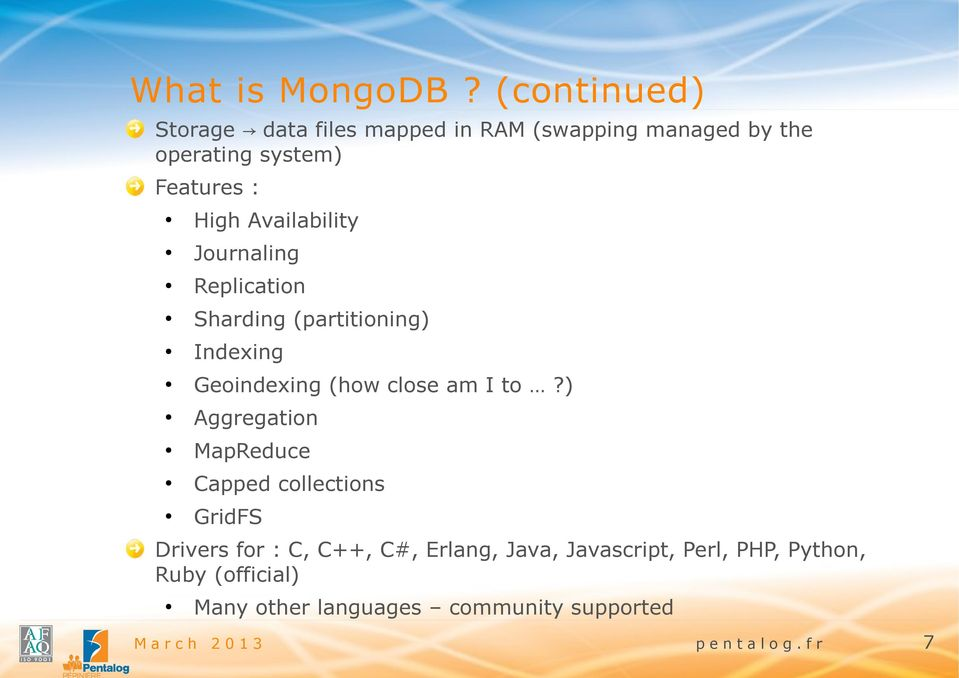 Building a RESTful service with MongoDB and Spring MVC - PDF