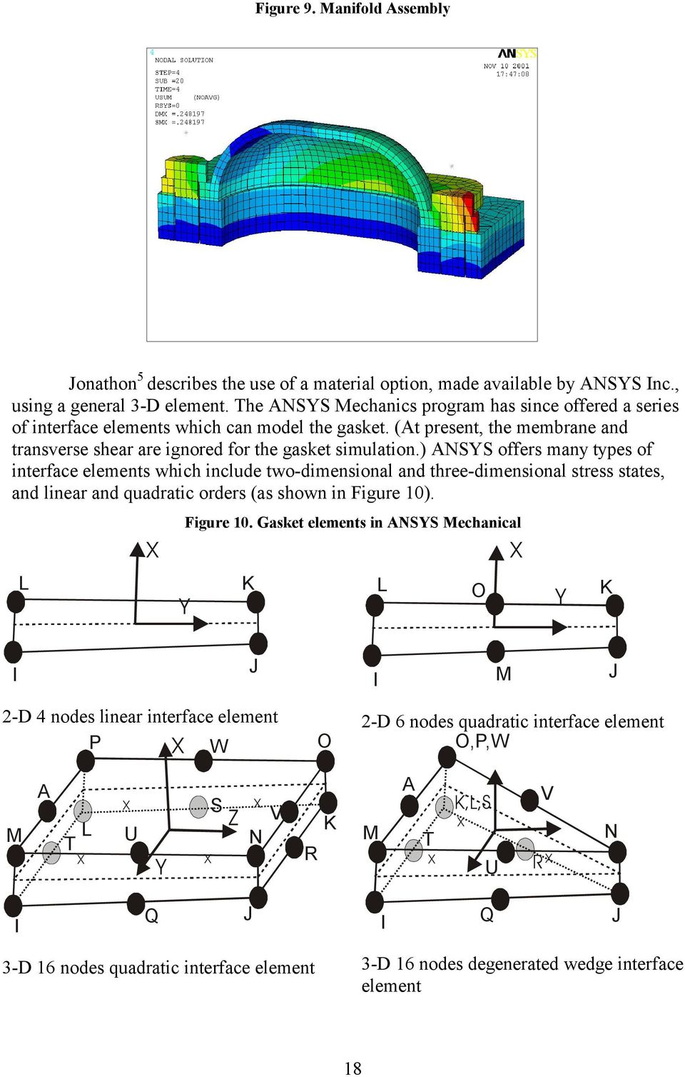ANSYS Mechanical A Powerful Nonlinear Simulation Tool - PDF