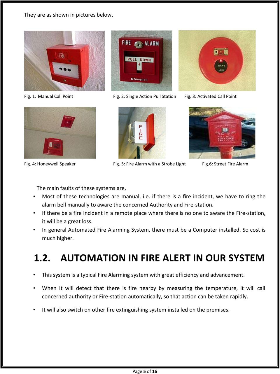 Advanced Fire Alarming System Through Mobile Phone Pdf Automatic Railway Gate Control With High Speed Alerting If There Be A Incident In Remote Place Where Is No One To