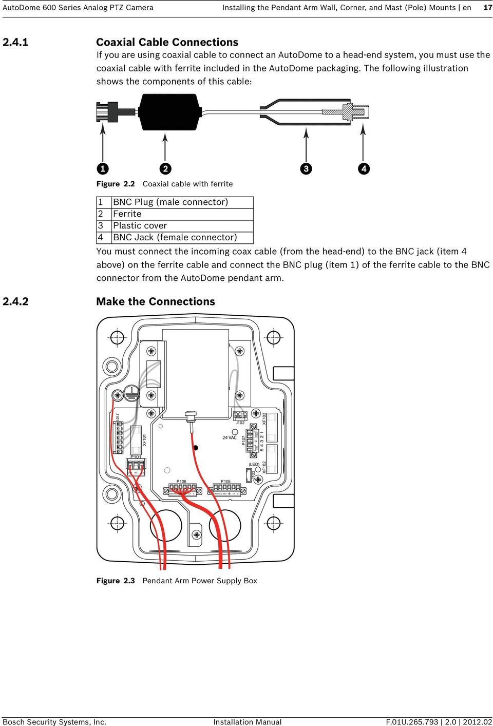 Autodome Ptz Camera Wiring Diagram Wiring Diagram Official