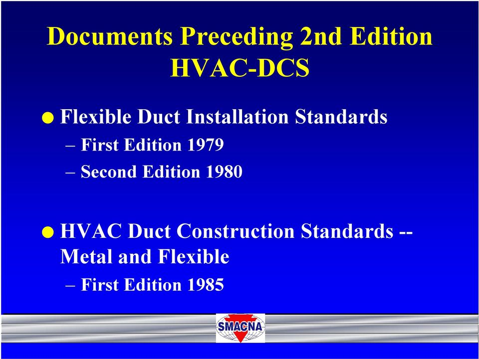 Smacna Hvac Duct Construction Standards Pdf