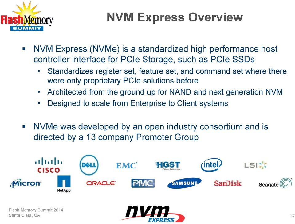 NVM Express : Unlock the Potential - PDF