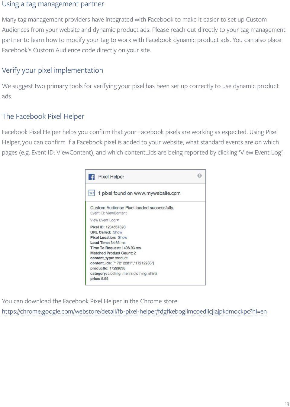 Dynamic Product Ads Implementation Guide - PDF