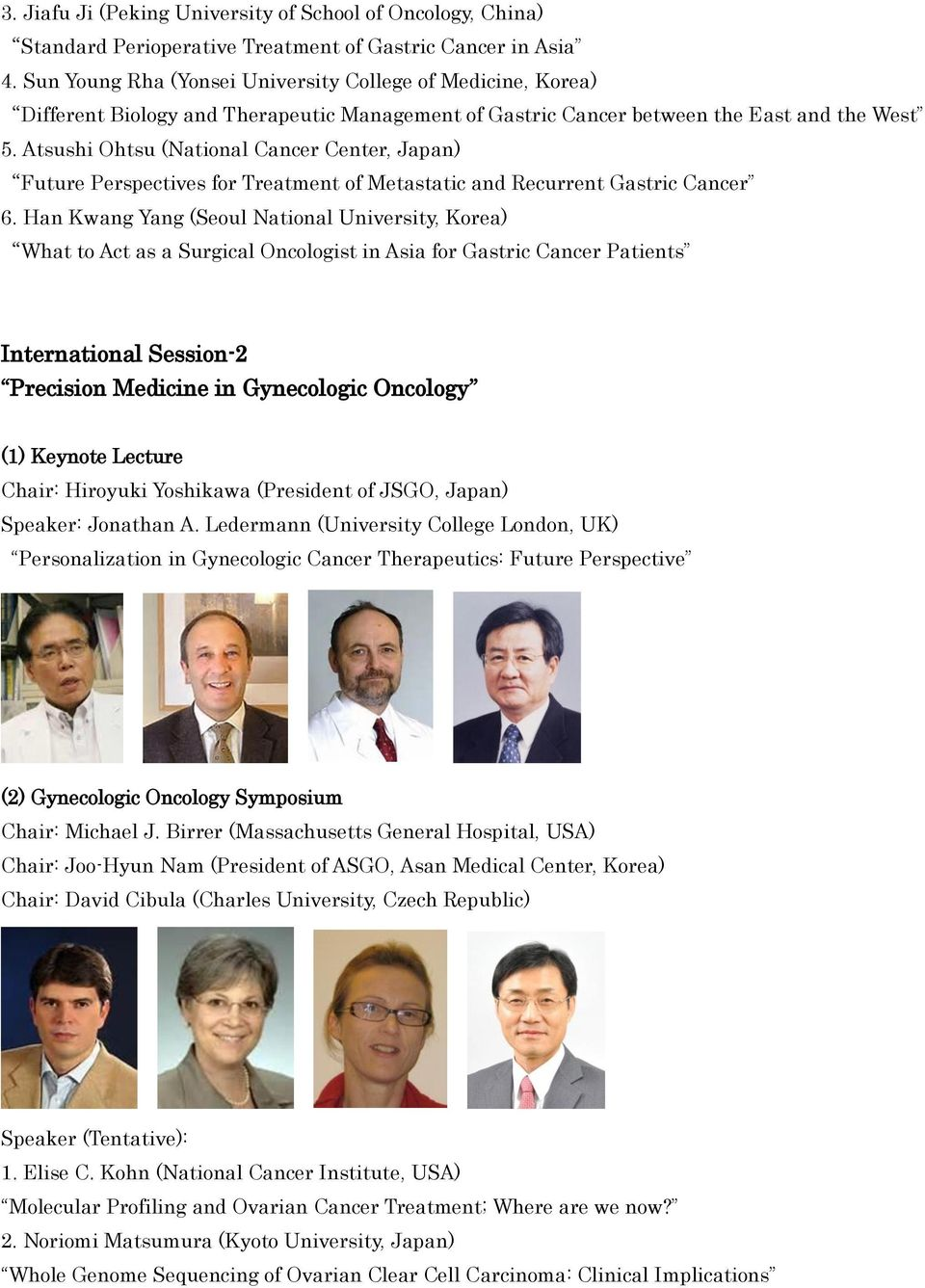 The 53rd Annual Meeting of Japan Society of Clinical