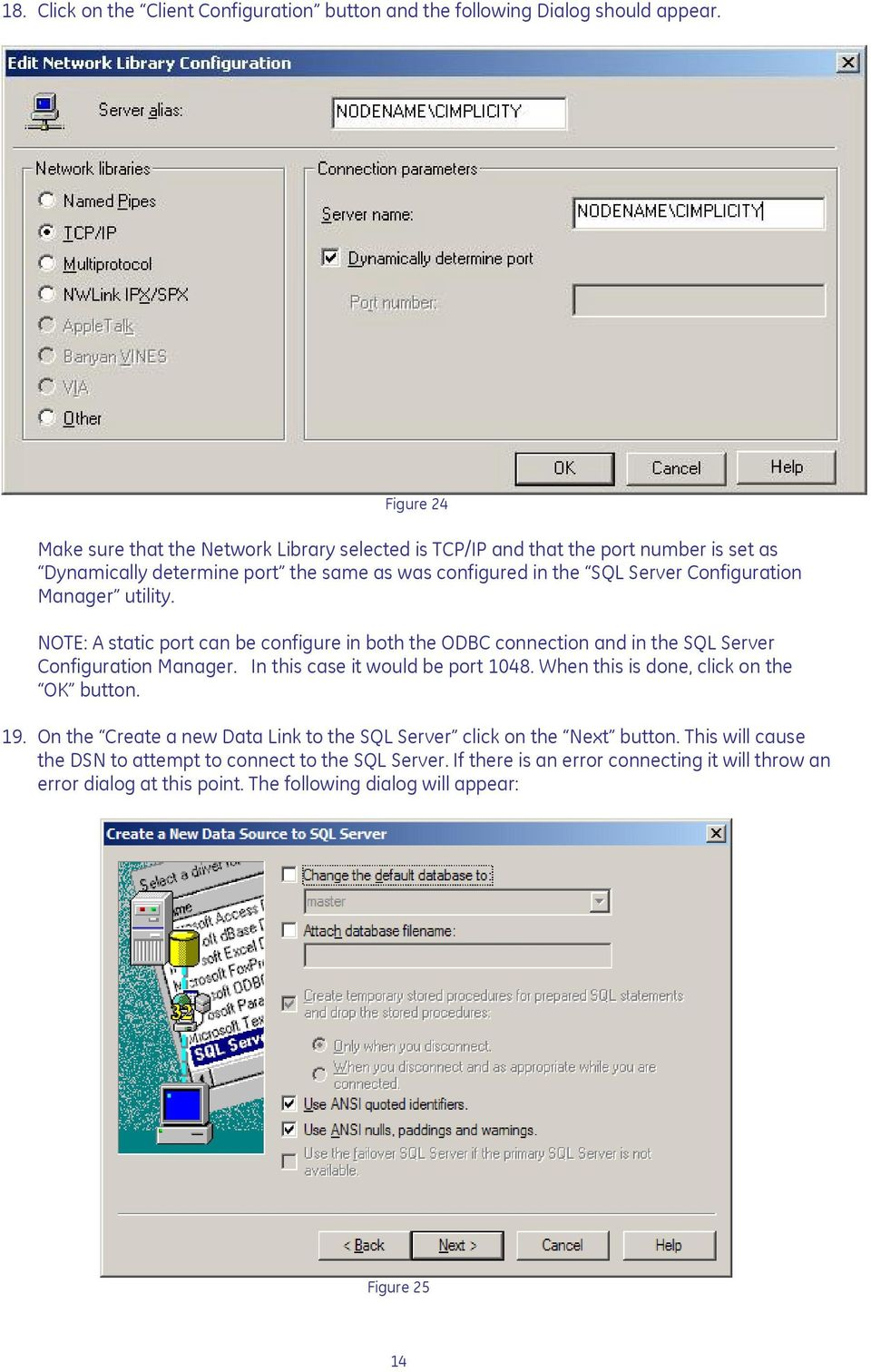 CIMHT_006 How to Configure the Database Logger Proficy HMI
