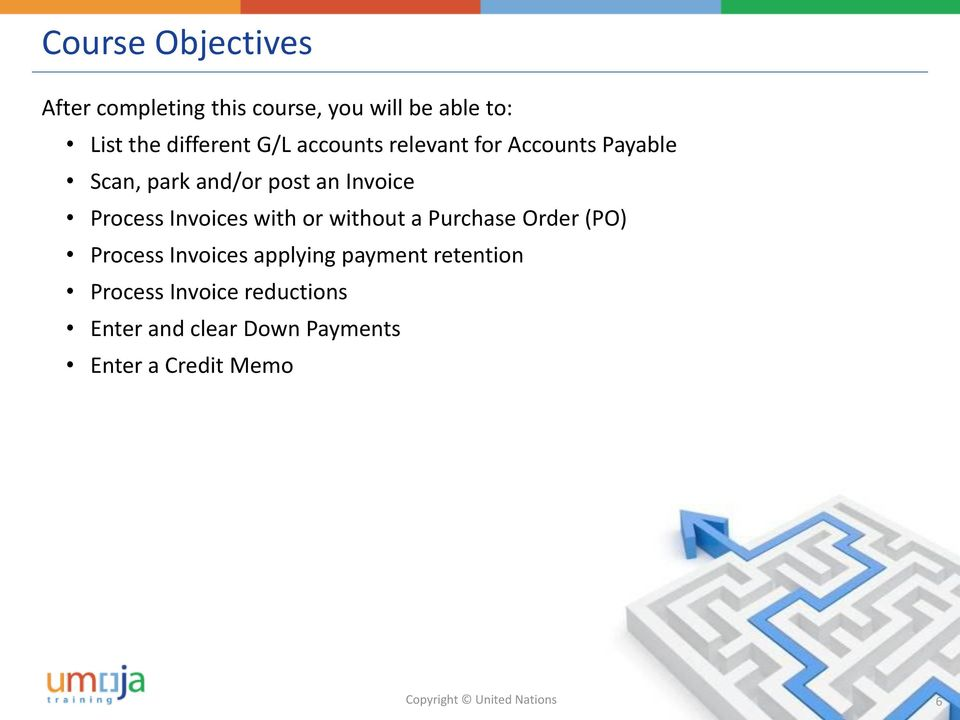 Invoice Process Invoices with or without a Purchase Order (PO) Process Invoices