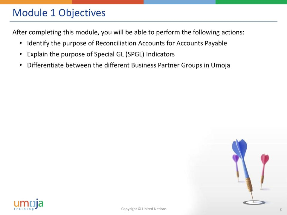 Accounts for Accounts Payable Explain the purpose of Special GL (SPGL)