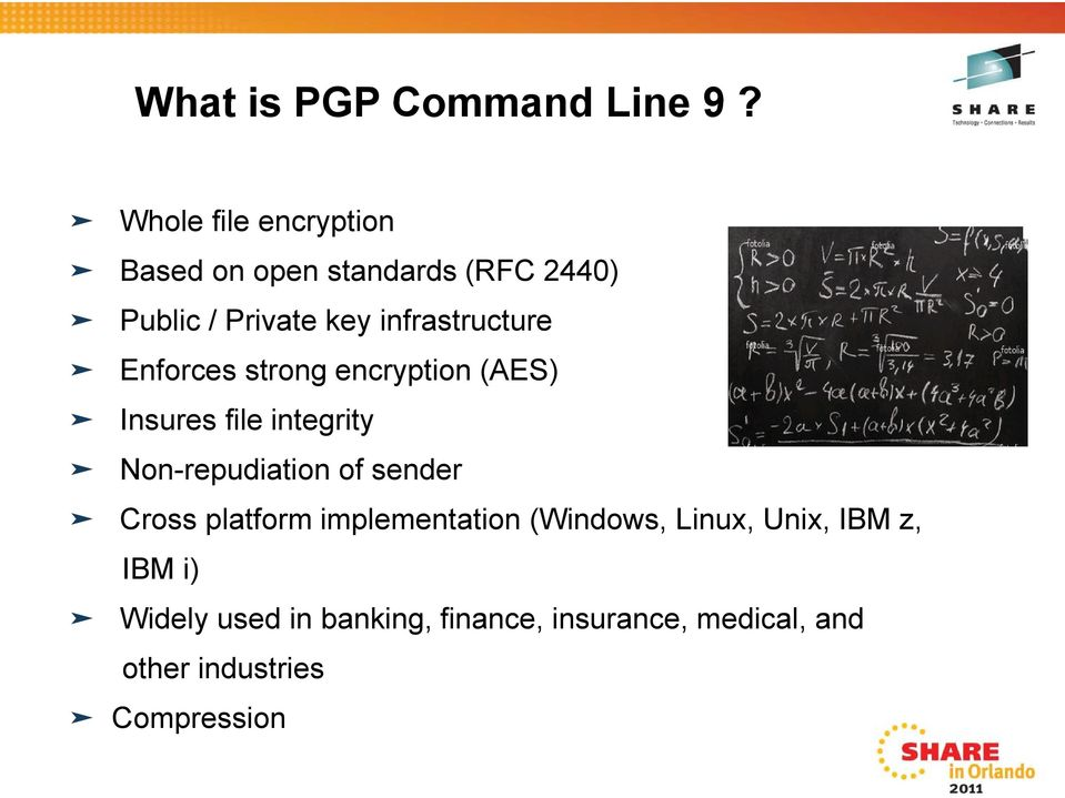 Deploying PGP Encryption and Compression for z/os Batch Data