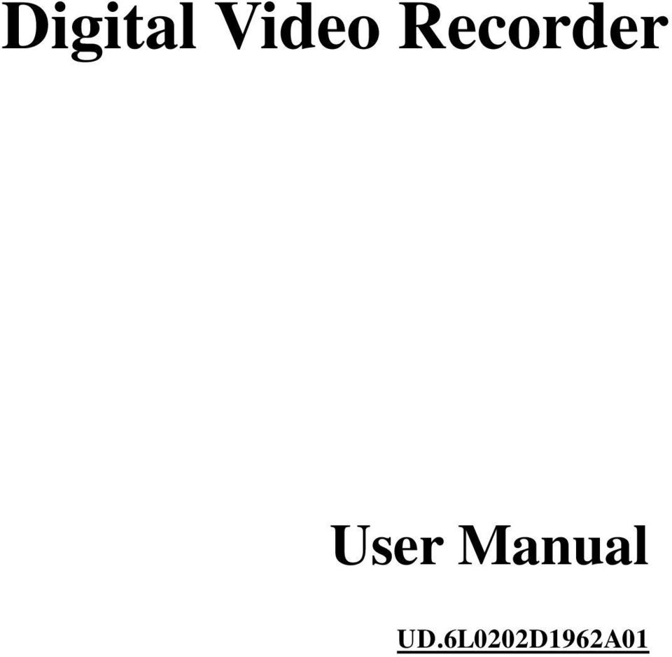 2 User Manual COPYRIGHT 2015 Hangzhou Hikvision Digital Technology Co.,  Ltd. ALL RIGHTS RESERVED. Any and all information, including, among others,  ...