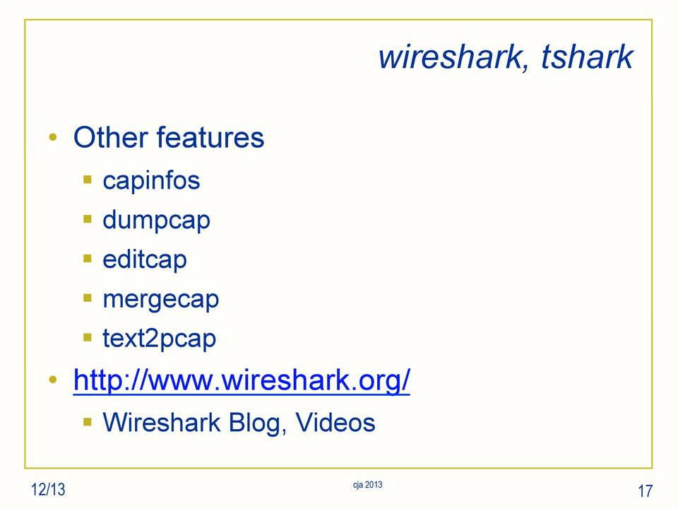 Wireshark and tcpdump: Packet Capture for Network Analysis - PDF