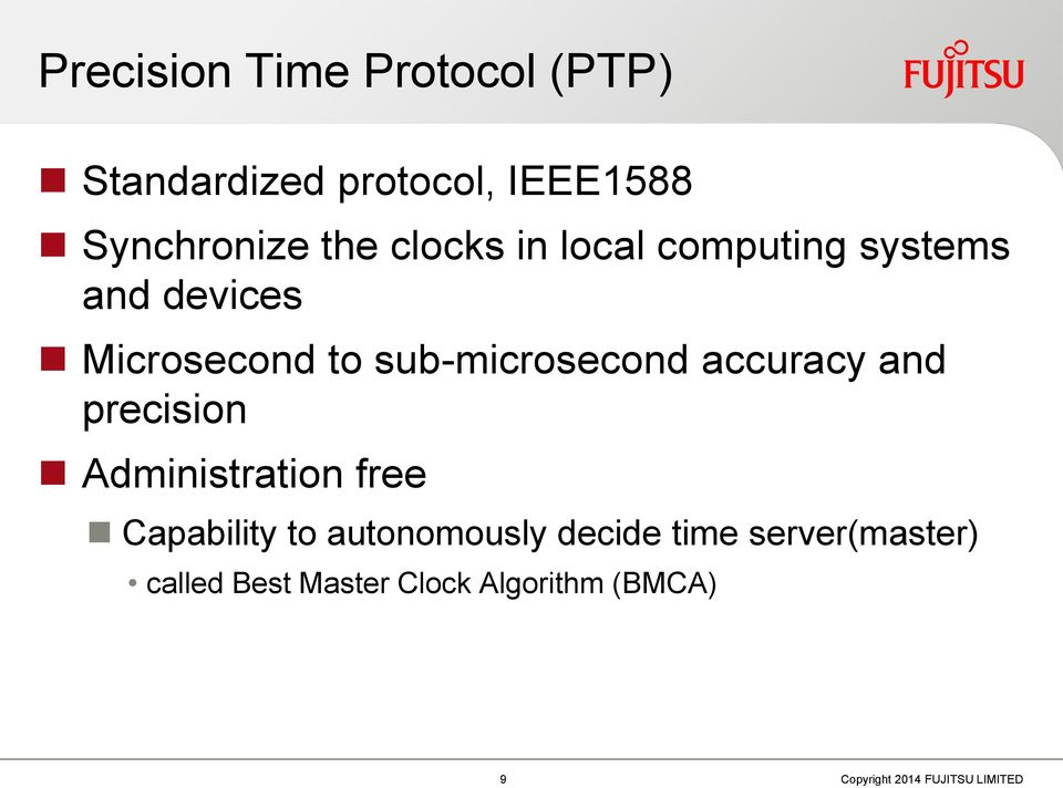 Precision Time Protocol on Linux ~ Introduction to linuxptp
