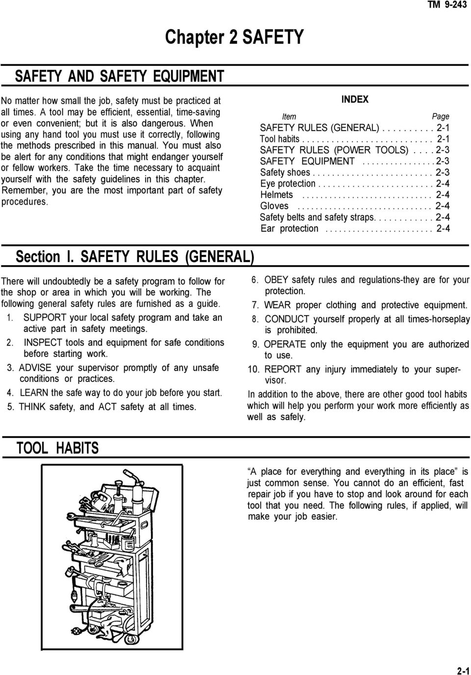 Tools and Their Uses - PDF