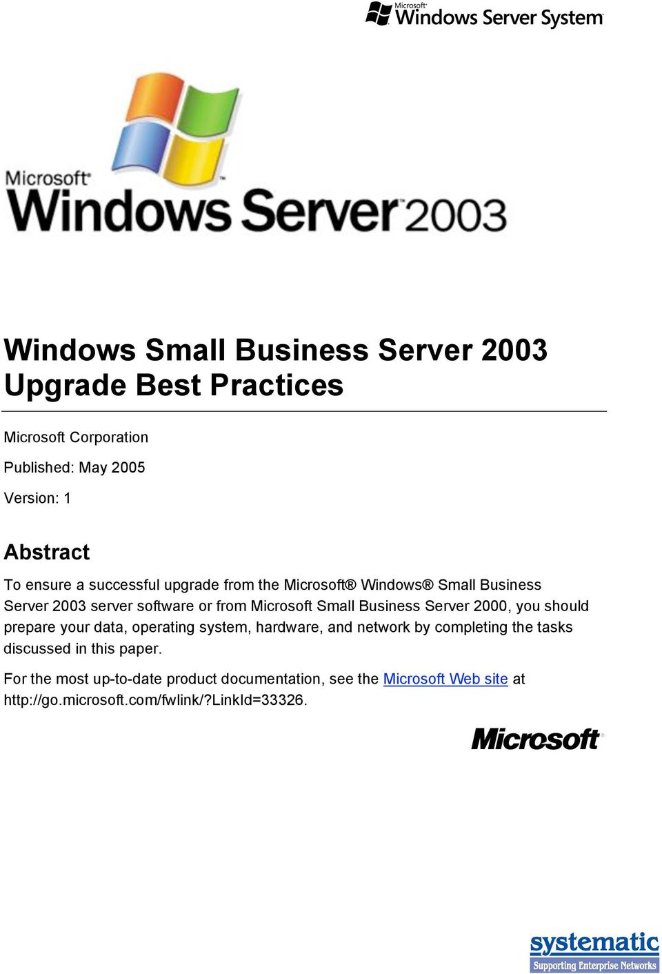 Business Server 2000, you should prepare your data, operating system, hardware, and network by completing the tasks discussed
