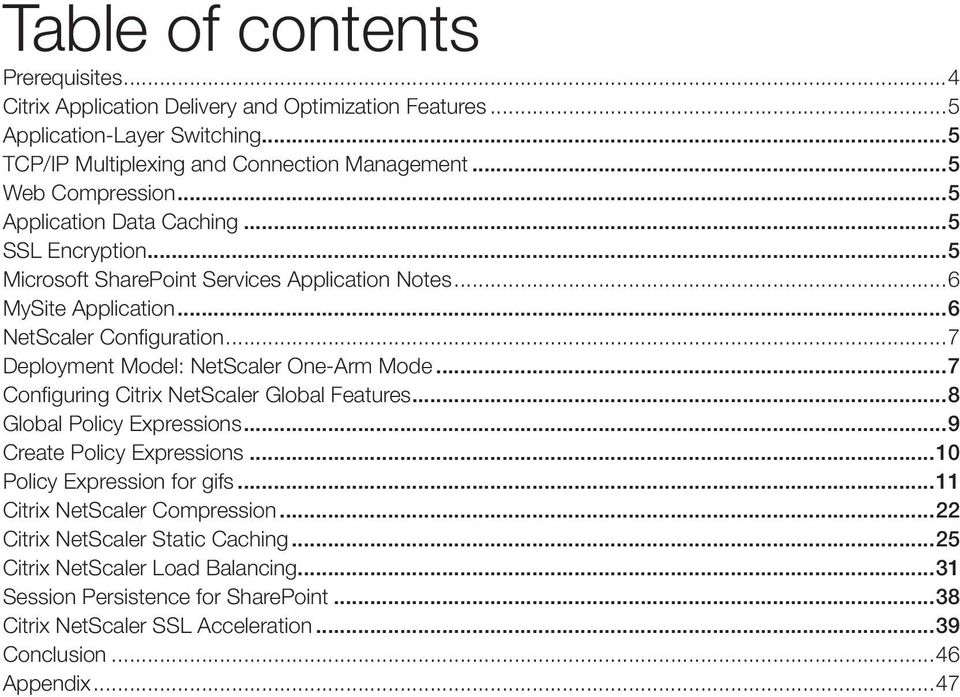 Deployment Guide  Microsoft SharePoint Deployment Guide
