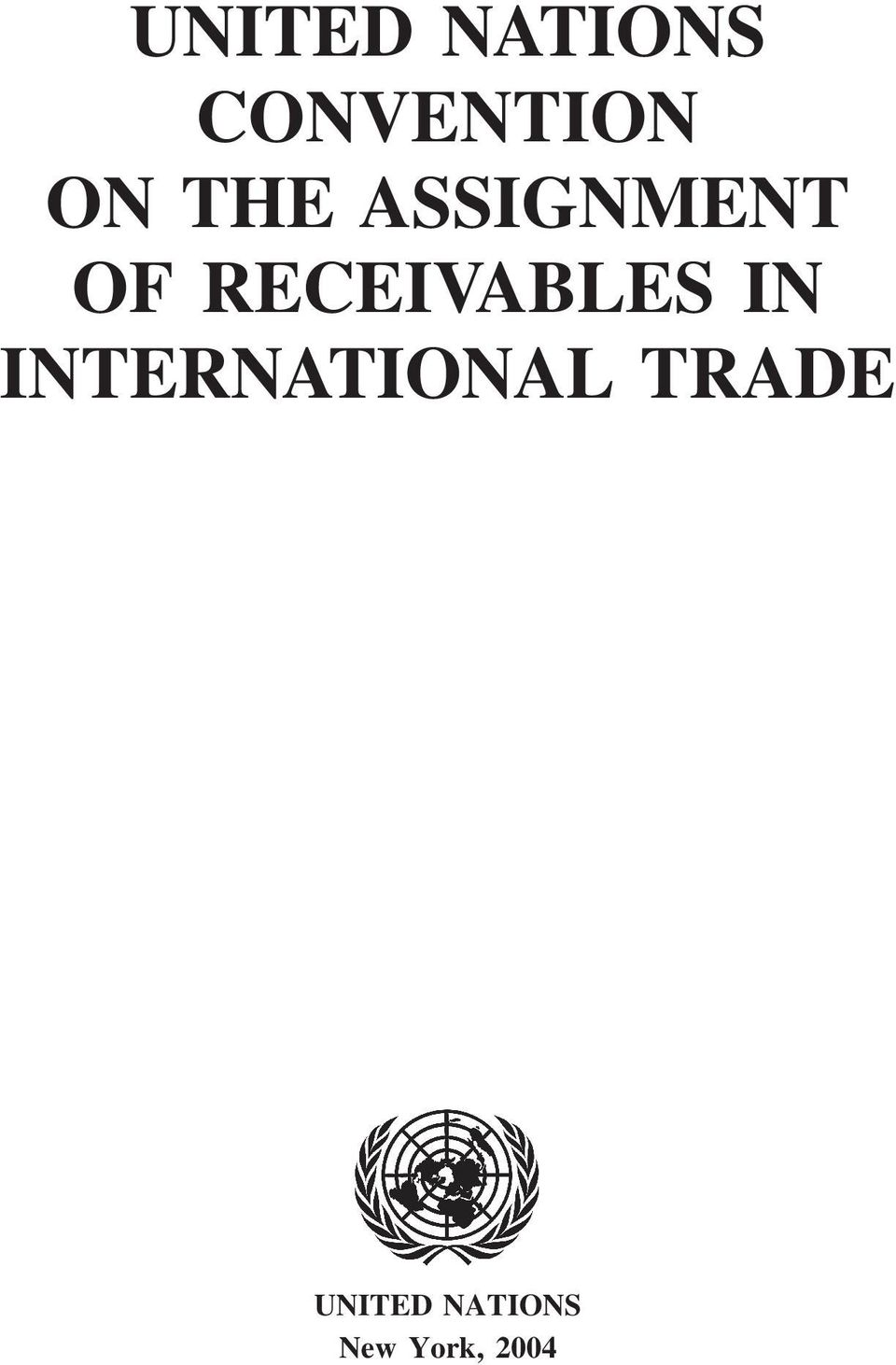 RECEIVABLES IN