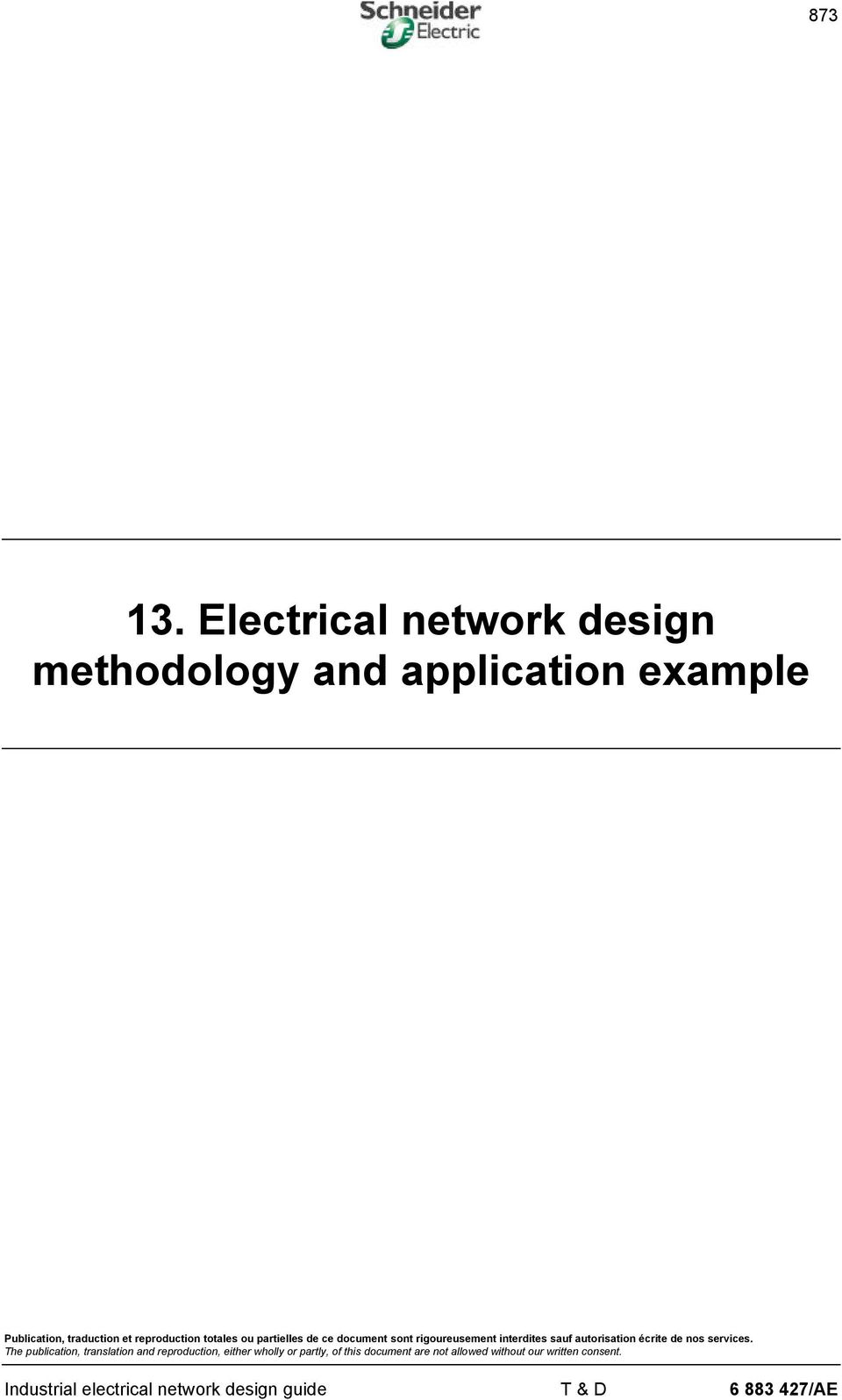 Schneider Electric Industrial Electrical Network Design Guide 84 Chevy Corvette Wiring Diagram Free Download