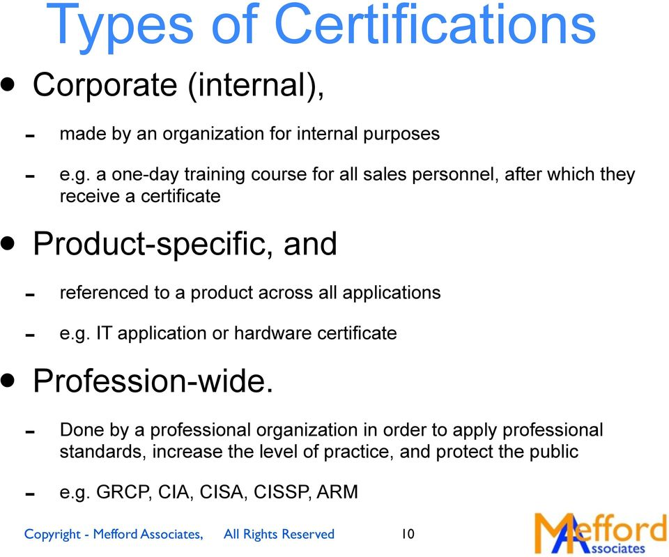 Proving Your Grc Knowledge With Certifications Pdf
