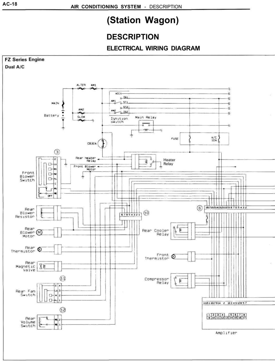 Air Conditioning System Pdf Conditioner Schematic Wiring Diagram Swift Gti Station Wagon