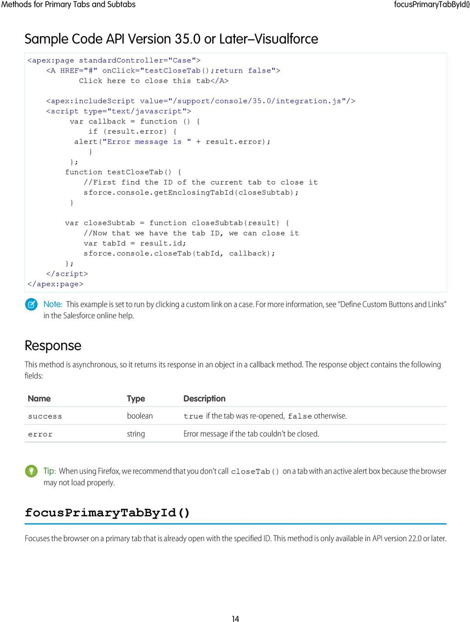 console how to call a method javascript