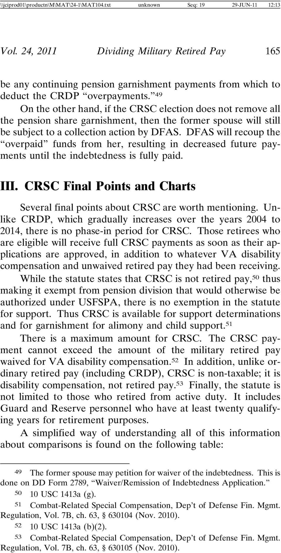 photo How is Military Retired Pay Divided During Divorce