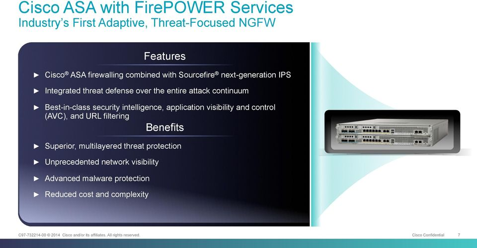 Cisco ASA with FirePOWER Services  October PDF