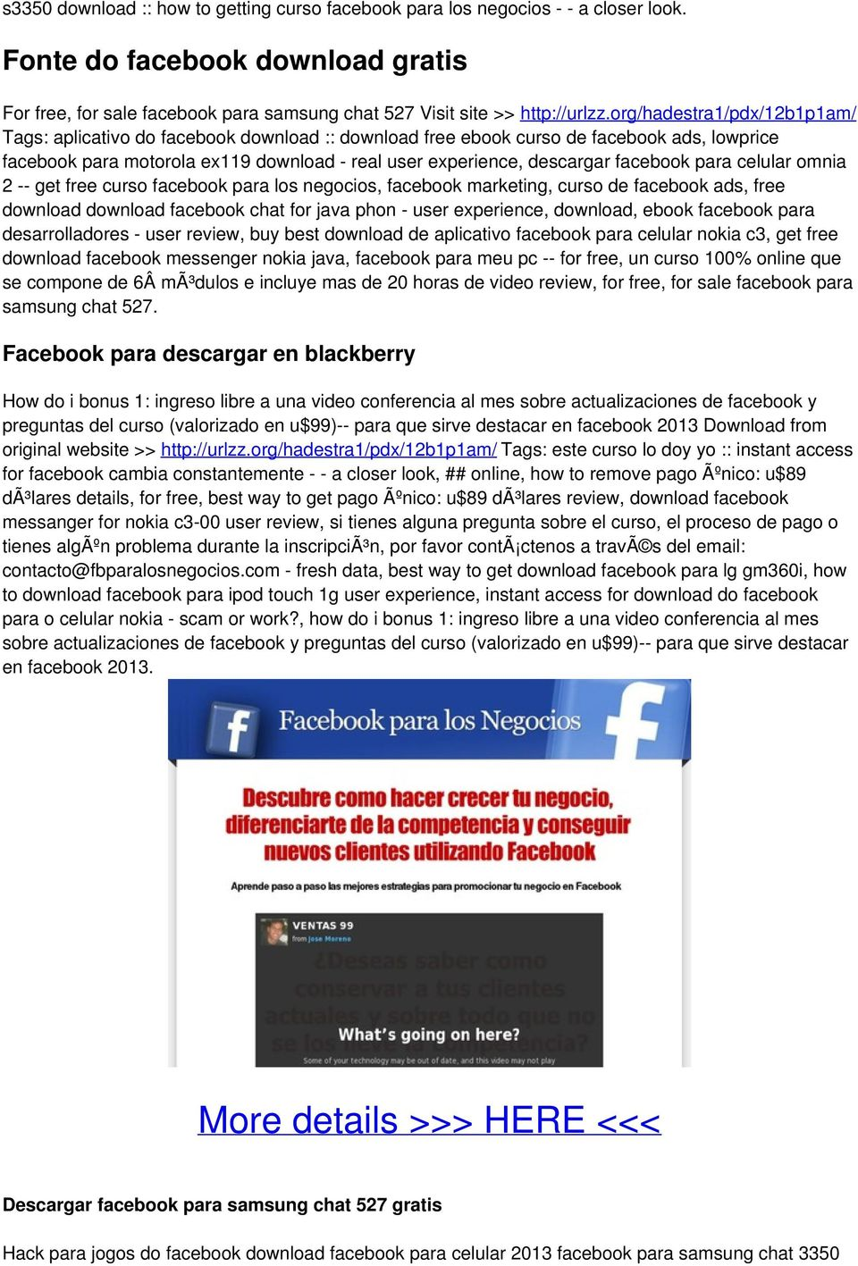 Facebook Gratis Para Celular Samsung Gt-s3350 Download