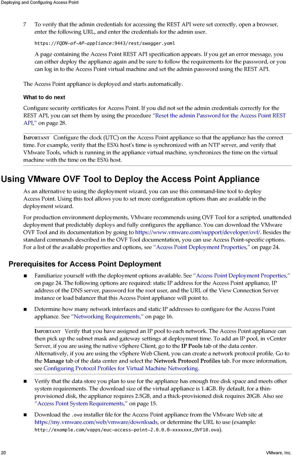 Deploying and Configuring Access Point - PDF