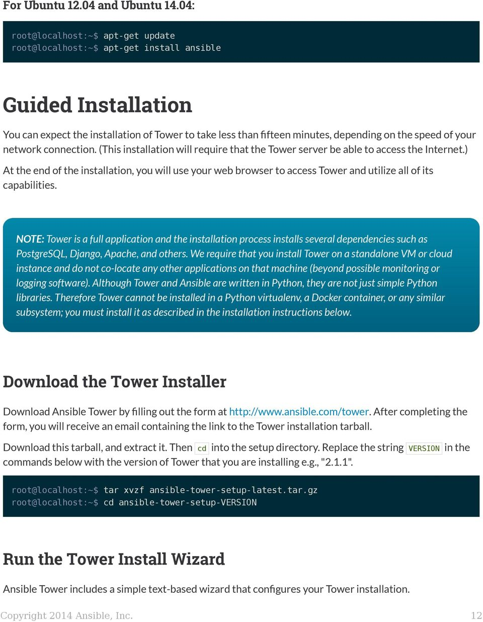 Ansible Tower User Guide - PDF