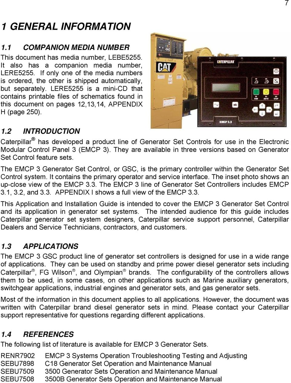 EMCP 3.1, 3.2, 3.3 GENERATOR SET CONTROL - PDF Olympian Generator Wiring Diagram Cat on heater wiring diagram, olympian generator wiring model gep18-2, olympian generator fuel tank, power converter charger installation diagram, olympian generator sets, olympian generator control panel, manufactured home electrical wiring diagram, wilson alternator wiring diagram, genset wiring diagram, portable generators repair wiring diagram, rv wiring diagram, motorhome battery wiring diagram, olympian generator drawings, 12 lead 3 phase motor wiring diagram, toyota alternator wiring diagram, rv charger wire diagram,