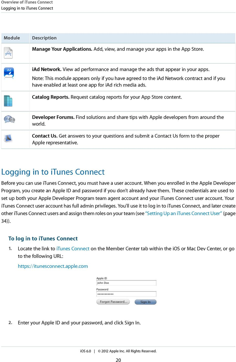 Itunes connect developer guide pdf note this module appears only if you have agreed to the iad network contract and fandeluxe Image collections