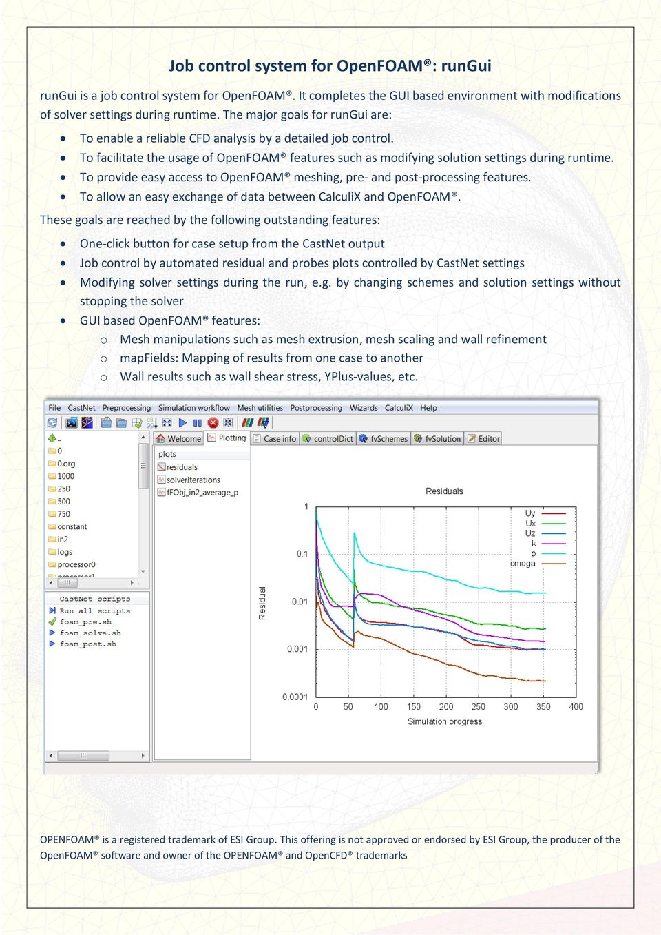 CastNet: Modelling platform for open source solver technology - PDF