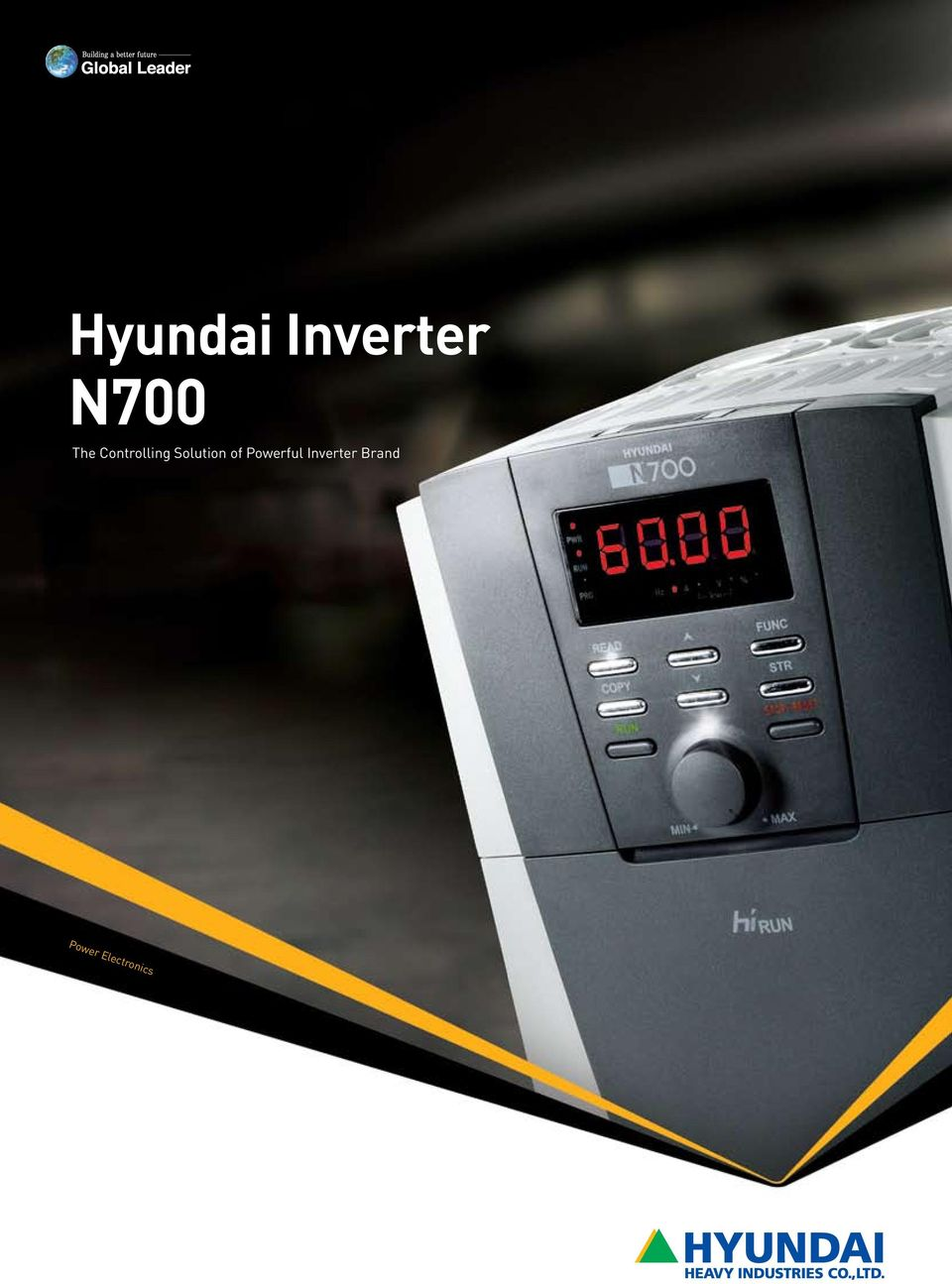 Hyundai Inverter N700 The Controlling Solution Of Powerful Inverter Brand Power Electronics Pdf Free Download