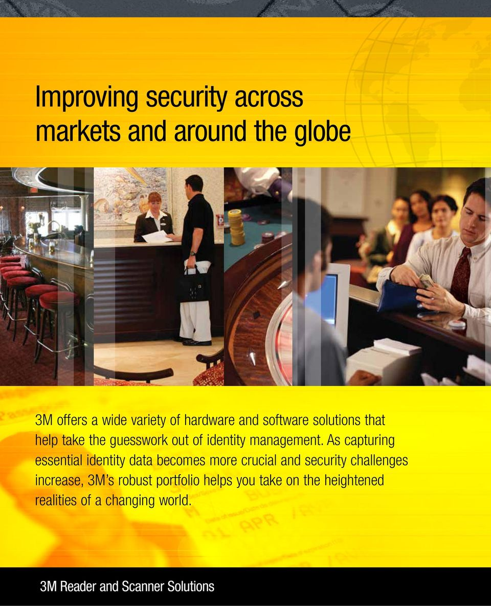 3M Public Security  Industry-leading reader and scanner  solutions - PDF