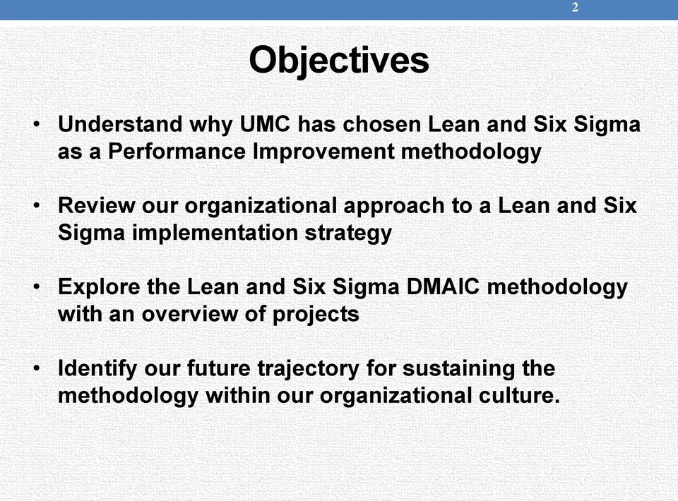 performance improvement lean or six sigma Lean six sigma is used to improve important outcomes it helps move the needle on key performance measures miami-dade county has been using lean six sigma techniques in several departments recently-completed performance improvement projects can be viewed, including.