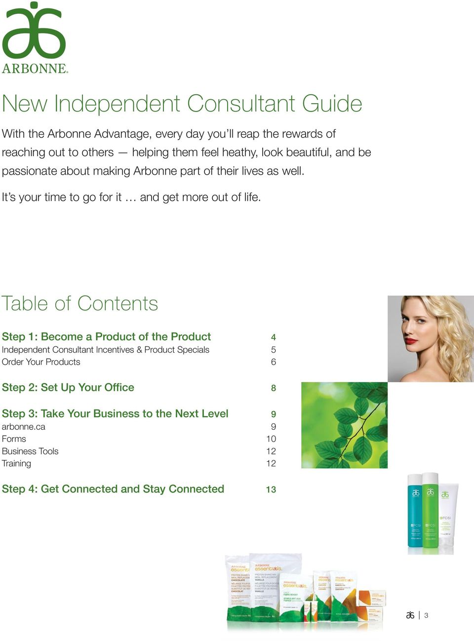 New Independent Consultant Guide CANADA - PDF