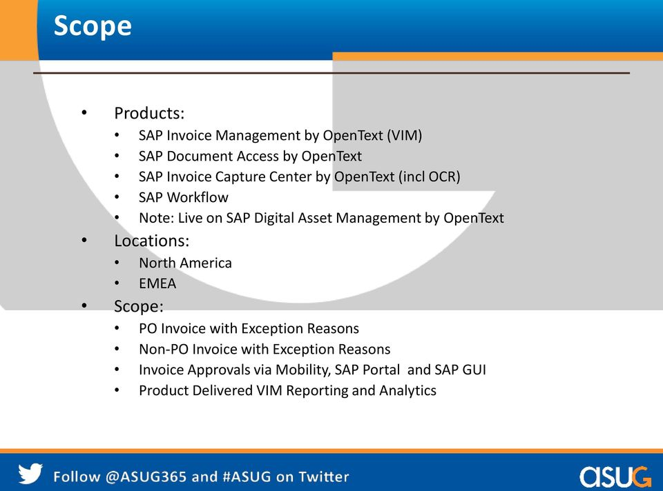 AP Automation At Fossil How Fossil Implemented Opentext Vendor - Open text invoice management