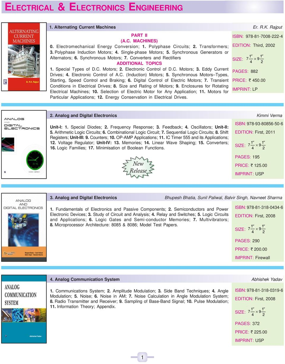 Electrical Electronics Engineering Pdf Electric Circuits Website Eddy Current Drives 4 Electronic Control Of Ac Induction Motors 5