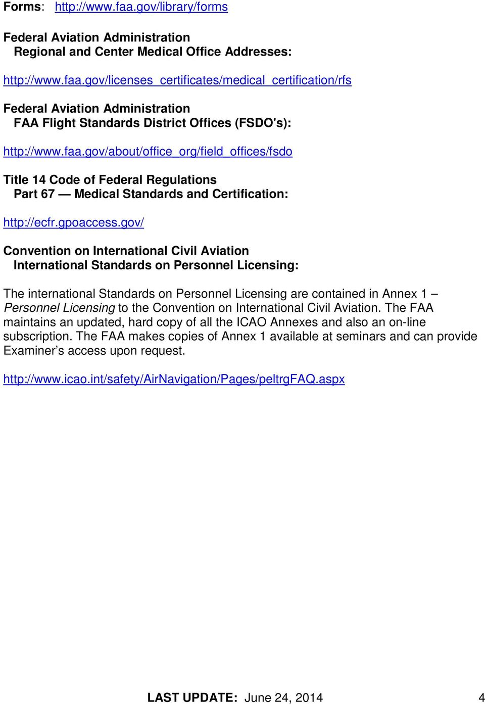Guide For Aviation Medical Examiners Pdf