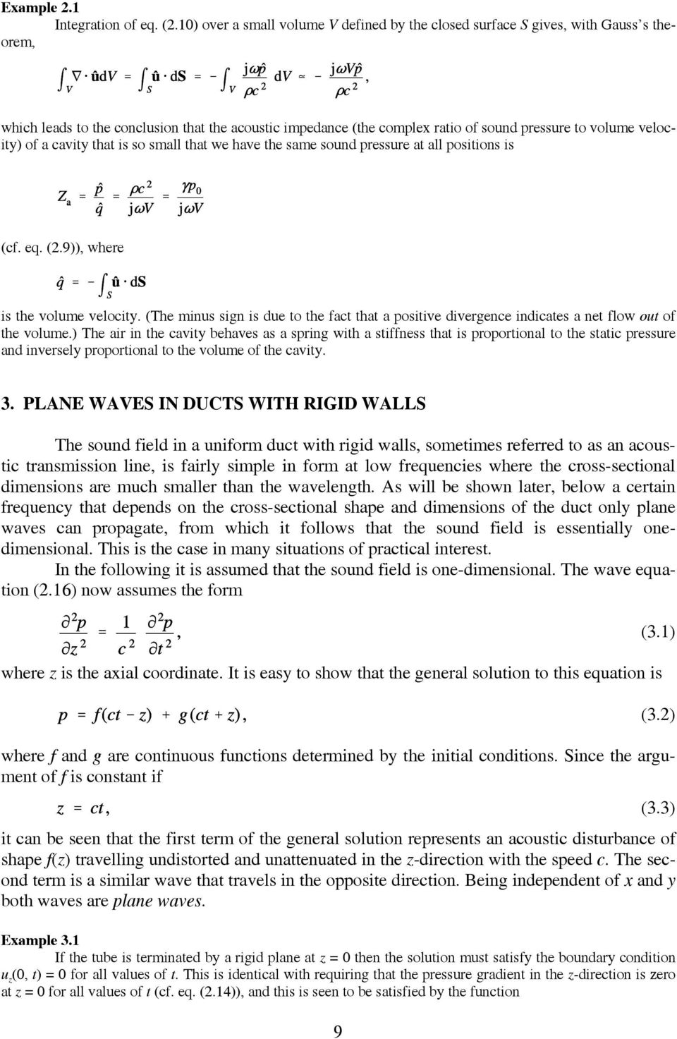 PROPAGATION OF SOUND WAVES IN DUCTS - PDF