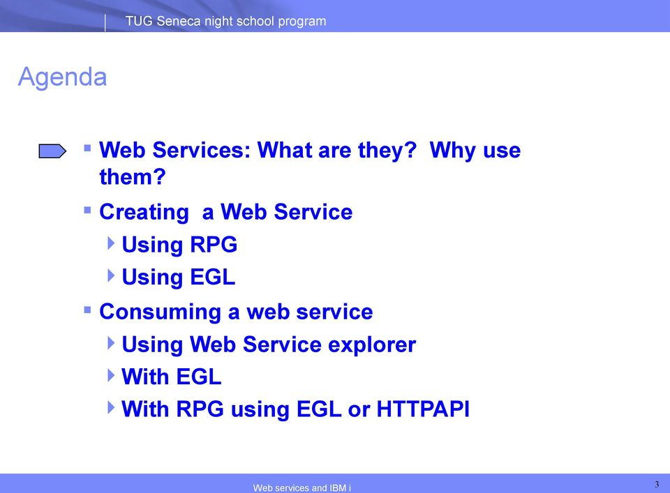 Introduction to Web services for RPG developers - PDF