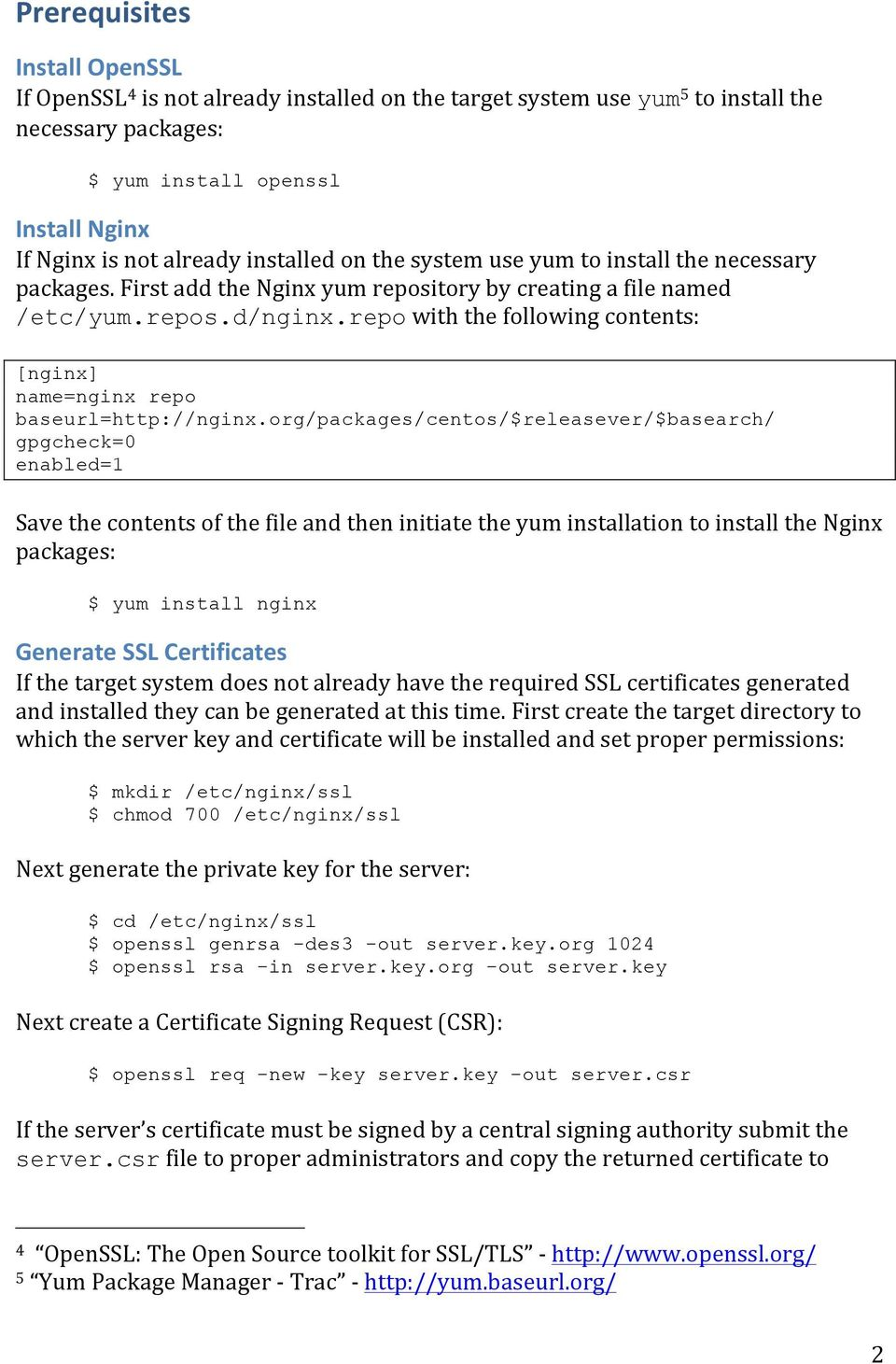 Howto Configure Nginx For Ssl With Dod Cac Authentication On Centos