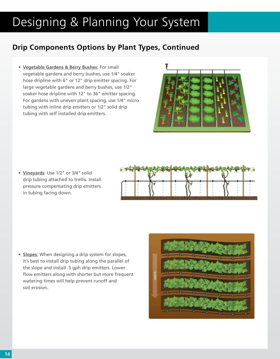 Drip Irrigation  Design Guide  - PDF
